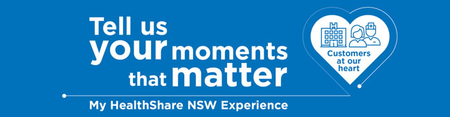 Tell us your moments that matter - complete the survey